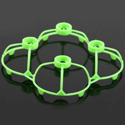 ФОТО Blade / Propeller Protection Frame for Cheerson CX  -  10 / CX  -  10A / WLtoys V676 / JJRC H7 RC Quadcopter
