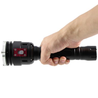 Гаджет   Kinfire KH  -  300 Cree XM L2 3 LEDs Dimmable Diving Flashlight LED Flashlights