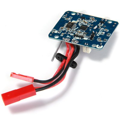 ФОТО Spare Receiver Board Fitting for JJRC H12C RC Quadcopter