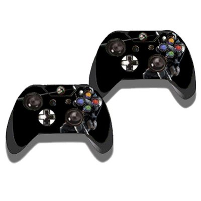 Фотография Special Forces Style Game Console Gamepad Controller Stickers Skin for Xbox One