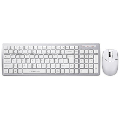 Motospeed G2000 2.4GHz Wireless Keyboard Mouse Combo for Home Office