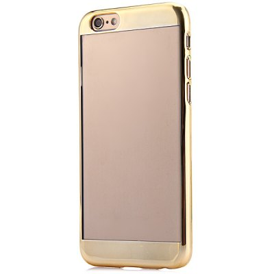 Electroplate Transparent Syle Back Cover Case for iPhone 6  -  4.7 inchesiPhone Cases/Covers<br>Electroplate Transparent Syle Back Cover Case for iPhone 6  -  4.7 inches<br><br>Compatible for Apple: iPhone 6<br>Features: Back Cover<br>Material: Plastic<br>Style: Novelty, Transparent<br>Color: Red, Blue, Gold, Silver<br>Product weight : 0.014 kg<br>Package weight : 0.07 kg<br>Product size (L x W x H): 14 x 6.7 x 0.7 cm / 5.50 x 2.63 x 0.28 inches<br>Package size (L x W x H) : 15 x 8 x 2 cm / 5.90 x 3.14 x 0.79 inches<br>Package contents: 1 x Back Cover Case