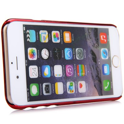 Фотография Electroplate Transparent Syle Back Cover Case for iPhone 6 Plus  -  5.5 inches
