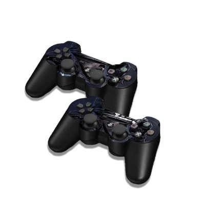 Фотография Call of Duty Ghosts Style Game Console Gamepad Controller Stickers Skin for PS3 Slim 4000