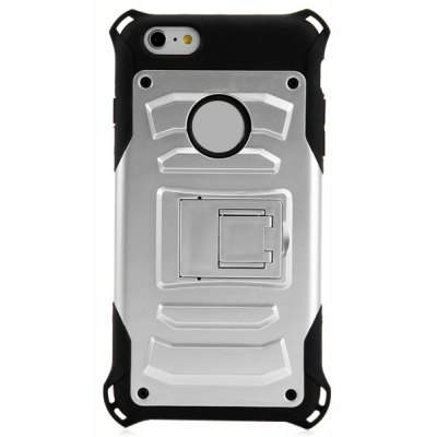 PC and TPU Material Back Cover Case for iPhone 6 Plus - 5.5 inch