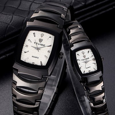 Tevise 141 Couple Quartz Watch