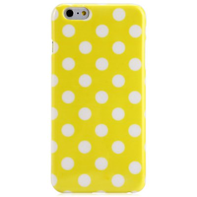 Фотография TPU Material Dot Pattern Phone Back Cover Case for iPhone 6 Plus  -  5.5 inch