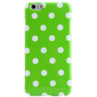 Фотография TPU Material Dot Pattern Phone Back Cover Case for iPhone 6  -  4.7 inch