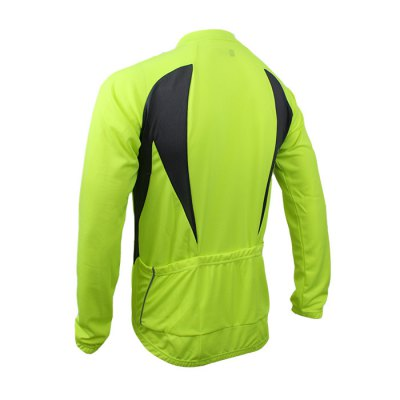Гаджет   Arsuxeo 608 Breathable Men Cycling Jersey Long Sleeve Bike Bicycle Outdoor Sports Running Clothes Cycling Clothings