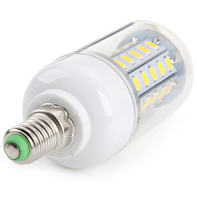 1500Lm E14 16W 60 x SMD 5630 3000  -  3200K Soft White Light LED Corn Bulb ( AC 220  -  240V )