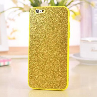 Гаджет   PC and TPU Material Shimmering Powder Back Cover Case for iPhone 6  -  4.7 inch iPhone Cases/Covers