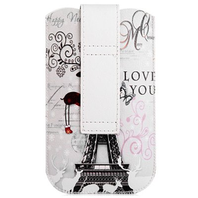 Гаджет   Color Painting Design Phone Protective Pouch Cover Case for Samsung S4 S5 S6 Samsung Cases/Covers