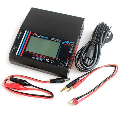 Фотография LXM  -  04 T610 DC / AC 120W 90W DC 11  -  18V Battery Charger with 3.2 inch LCD Touch Screen  -  ( AC 100  -  240V )