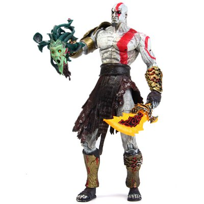 God of War Golden Fleece Kratos 19cm Action Figure 123028001