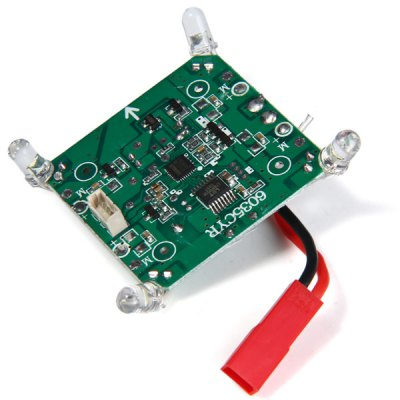 ФОТО L6052 Receiver Board RC Quadcopter Spare Parts