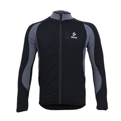 Гаджет   Arsuxeo 130022 Breathable Men Cycling Jersey Long Sleeve Bike Bicycle Outdoor Sports Running Clothes Cycling Clothings