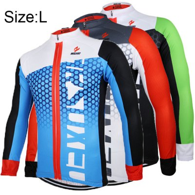 Arsuxeo ZLJ21Q Cycling Jersey for Men