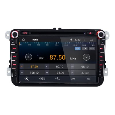 Гаджет   Joyous 8 inch Touch Screen Double Din Car DVD Player with GPS Navigation OBD WiFi for Volkswagen Golf etc. Car DVD Players