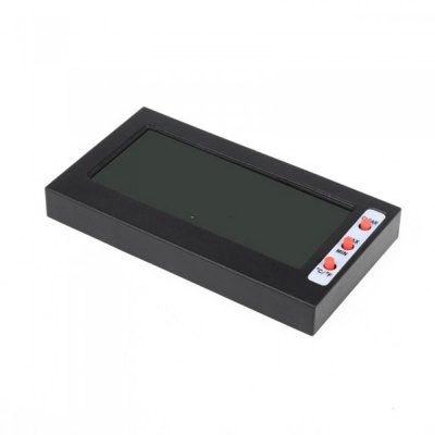 Фотография LCD Display Memory Function ABS Material Thermometer Hygrometer
