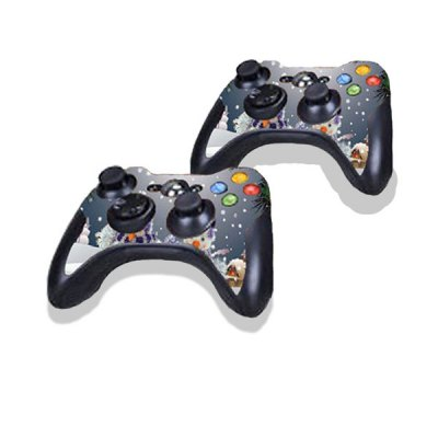 Snowman Style Game Console Gamepad Controller Stickers Skin for Xbox 360EGame Accessories<br>Snowman Style Game Console Gamepad Controller Stickers Skin for Xbox 360E<br><br>Compatible with: Xbox 360E<br>Features: Sticker<br>Product Weight: 0.055 kg<br>Package Weight: 0.100 kg<br>Product Size: 26.8 x 24 x 0.4 cm / 10.53 x 9.43 x 0.16 inches<br>Package Size: 33 x 27.6 x 1 cm / 12.97 x 10.85 x 0.39 inches<br>Package Contents: 2 x Body Sticker, 2 x Handle Sticker