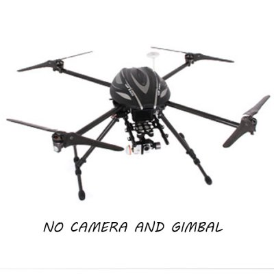 ФОТО Walkera QR X800 GPS RC Quadcopter BNF + Aluminium Case Pack