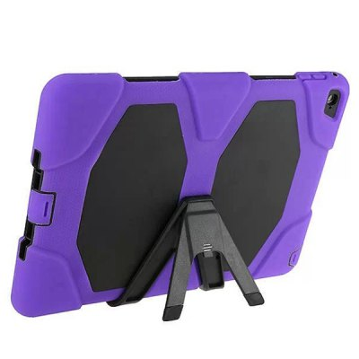 Гаджет   Novelty PC and Silicone Material Back Cover Case for iPad Air 2 iPad Cases/Covers