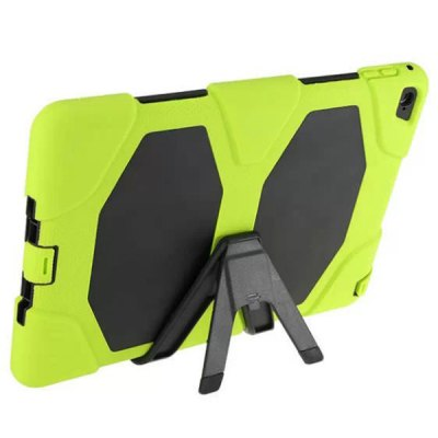 ФОТО Novelty PC and Silicone Material Back Cover Case for iPad Air 2