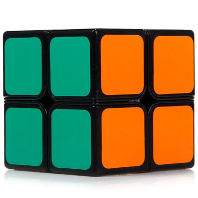 Shengshou 7106A — 3 Magic Cube 2 x 2 x 2 Aurora Rubik Cube Puzzle Toy Special for Game Competition