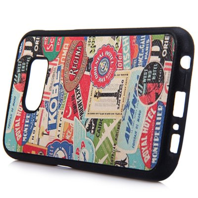 TPU Material Letters Pattern Back Cover Case for Samsung Galaxy S6 G9200Samsung Cases/Covers<br>TPU Material Letters Pattern Back Cover Case for Samsung Galaxy S6 G9200<br><br>Compatible for Sumsung: Galaxy S6 G9200<br>Features: Back Cover<br>Material: TPU<br>Style: Pattern<br>Product weight: 0.023 kg<br>Package weight: 0.045 kg<br>Product size (L x W x H) : 14.5 x 7.2 x 1 cm / 5.70 x 2.83 x 0.39 inches<br>Package size (L x W x H): 15.5 x 8 x 2 cm / 6.09 x 3.14 x 0.79 inches<br>Package Contents: 1 x Case