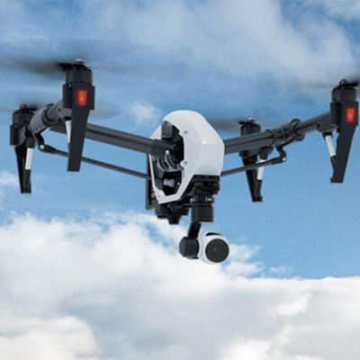 ФОТО DJI Inspire 1 Transforming Dual Transmitter RC Quadcopter with 4K Camera and Full  -  featured APP