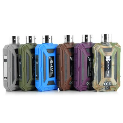 Фотография DOVPO Elvt2 30W Variable Wattage Box Mod