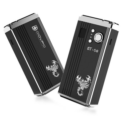 1PC DOVPO DT - 50 50W Variable Wattage APV Box Mod