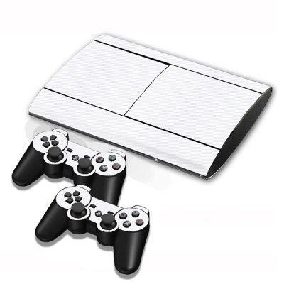 Game Console Gamepad Controller Protector 3D Carbon Fiber Stickers Skin for PS3 Slim 4000Game Accessories<br>Game Console Gamepad Controller Protector 3D Carbon Fiber Stickers Skin for PS3 Slim 4000<br><br>Compatible with: Sony PS3<br>Features: Sticker<br>Product Weight: 0.030 kg<br>Package Weight: 0.070 kg<br>Product Size: 29.3 x 24.3 x 0.4 cm / 11.51 x 9.55 x 0.16 inches<br>Package Size: 31 x 28 x 1 cm / 12.18 x 11.00 x 0.39 inches<br>Package Contents: 1 x Body Sticker, 2 x Handle Sticker
