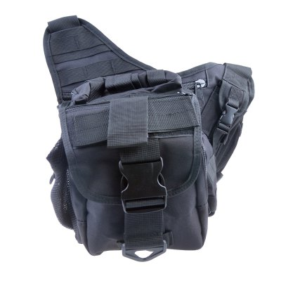 Гаджет   Water Resistant Shoulder Bag with Nylon Material for Hiking Camping Backpacks