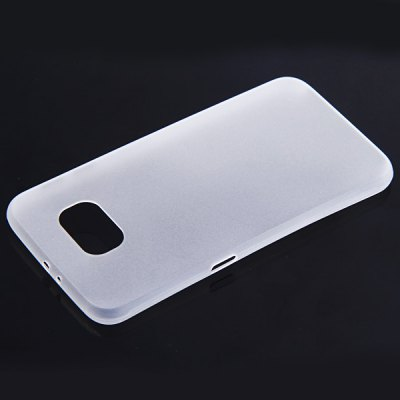 Фотография Ultrathin Transparent TPU Material Frosted Back Cover Case for Samsung Galaxy S6 G9200
