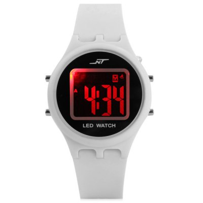 Гаджет   Children LED Watch Day Alarm Red Light Sports Watches