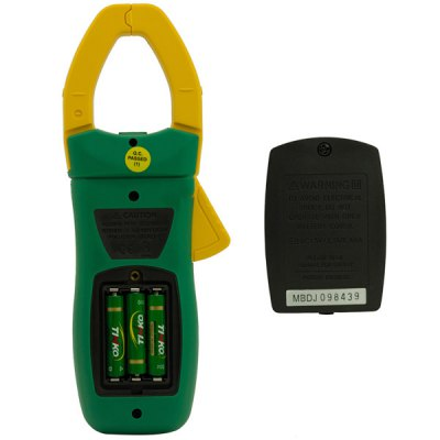 Гаджет   MASTECH MS2138R AC / DC Digital Clamp Meter True RMS 4000 Counts Auto Range Data Holding Multimeters & Fitting