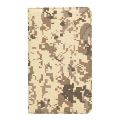 Rotatable Flip Foldable Stand Style Camouflage Pattern Full Body Case for Samsung Tab 4 8.0 T330