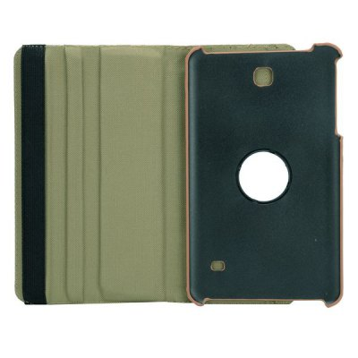 Фотография Rotatable Flip Foldable Stand Style Camouflage Pattern Full Body Case for Samsung Tab 4 8.0 T330