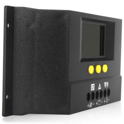 Гаджет   TS - 0913 Solar Charge Controller Overloading Protection Function Home Gadgets
