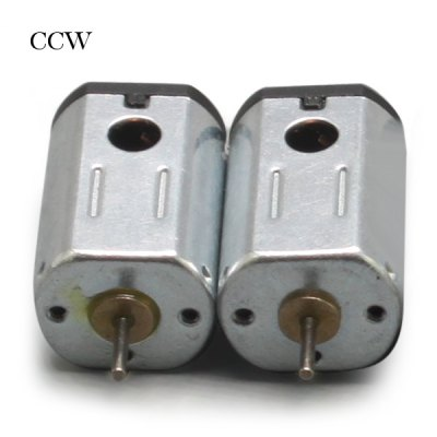 ФОТО Spare 2Pcs Counter Clockwise CCW Motor Fitting for DM007 RC Quadcopter