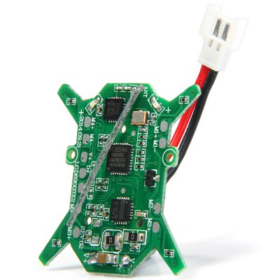 Гаджет   Spare Receiver Board for JJRC H6C H6D Remote Control Quadcopter RC Quadcopter Parts