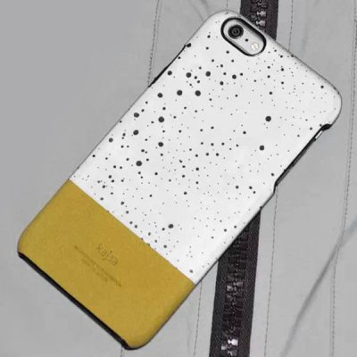 Гаджет   Kajsa Practical PC Material Dot Pattern Back Cover Case for iPhone 6 Plus  -  5.5 inch iPhone Cases/Covers