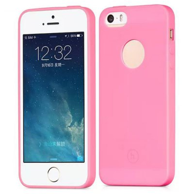 Гаджет   Hoco TPU Material Solid Color Back Cover Case for iPhone 5 5S iPhone Cases/Covers
