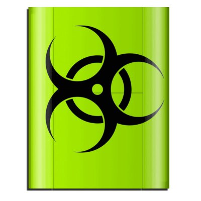 Гаджет   Cover Skin Stickers for PS3 Game Console and Controllers Biohazard Pattern Video Game