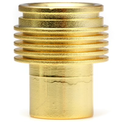 ФОТО Plastic Material E - Cigarette Electroplate Mouthpiece Drip Tip