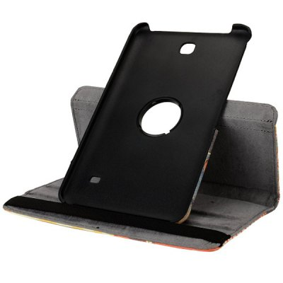Фотография Flip Stand Design Rotatable Full Body Case for Samsung Galaxy Tab 4 8.0 T330 / T331 / T335  -  Worker
