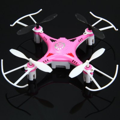 ФОТО BAYANGTOYS X7 2.4G 4CH 6 Axis Gyro RC Quadcopter with 3D Rollover Function