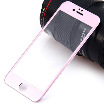Фотография Practical 0.25mm 12H Hardness Titanium Alloy Tempered Glass Screen Protector for iPhone 6  -  4.7 inch