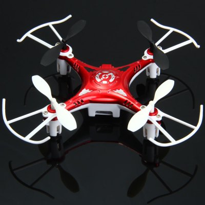 Гаджет   BAYANGTOYS X7 2.4G 4CH 6 Axis Gyro RC Quadcopter with 3D Rollover Function RC Quadcopters
